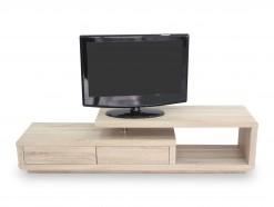 R-2110 - Meuble TV-LCD 180 cm chêne sonoma