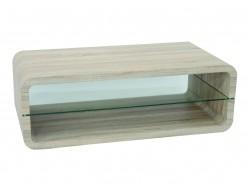 Record - Table basse coloris chêne sonoma