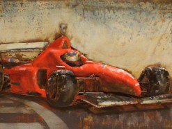 F1 - TABLEAU 70 X 140 CM 3D