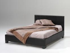 Max - Lit design 160 x 200 cm en éco-design noir