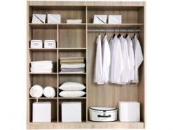 Amero - Design intérieur de l'armoire
