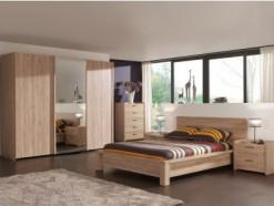 Monaco - Chambre à coucher complète