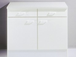 Kitchen - Bassement 100 CM - Blanc