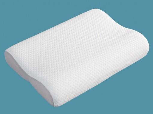 Sleeper – Oreiller en visco-élastique et forme ergonomique