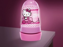 HELLO KITTY-VEILLEUSE 2