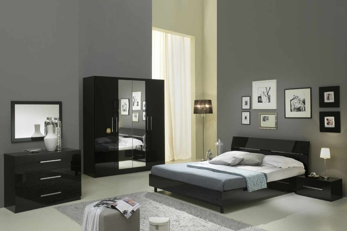 Emejing Chambre Simple Moderne Pictures - Matkin.info - matkin.info