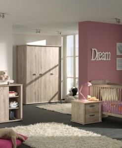 MELIS-CHAMBRE BEBE COMPLET
