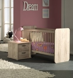MELIS-LIT BEBE TRANSFORMABLE
