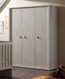 MELODIE-ARMOIRE 3 PORTES 2