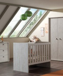MELODIE-CHAMBRE BEBE COMPLET