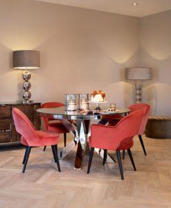 KENSINGTON - TABLE RONDE 140 CM