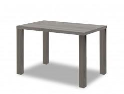 Lisa - Table 120 cm en sonoma foncé